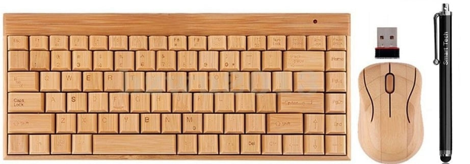 Gifts for web developers - wooden pc