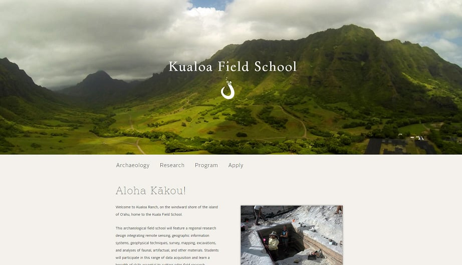 How to design a website color scheme - kualoa