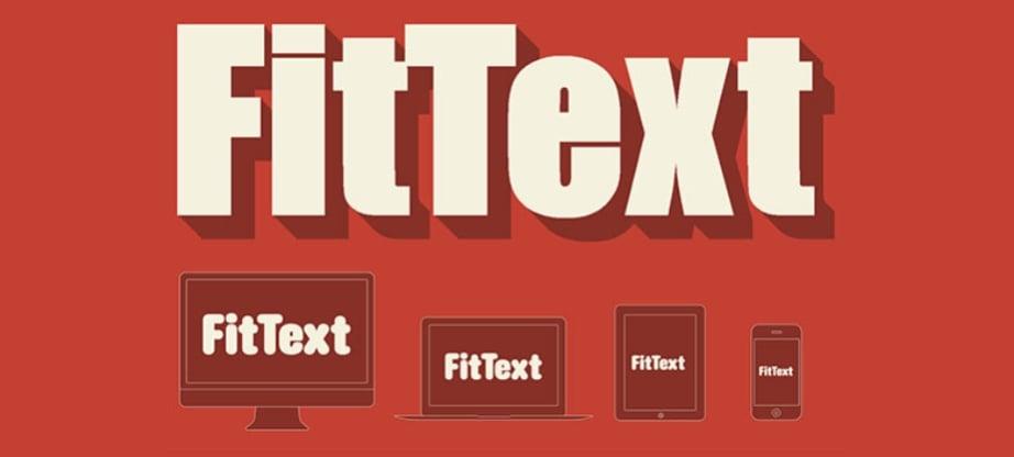 jQuery plugin tutorial - fit text
