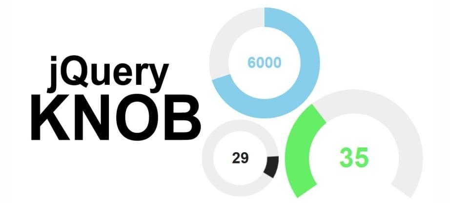 jQuery plugin tutorial - jQuery knob