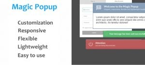 jQuery plugin tutorial - magic popup
