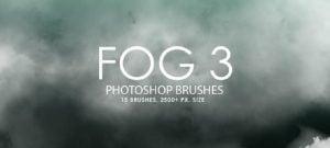 Fog Photoshop Brushes 3