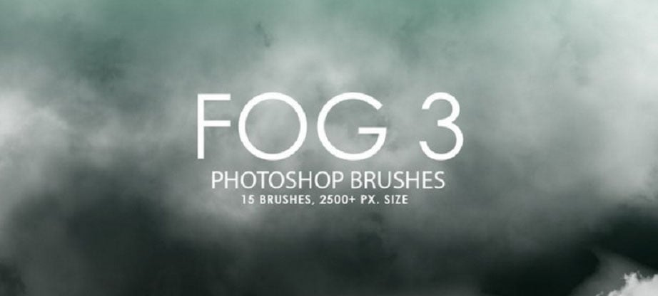 Fog Photoshop Brushes 3