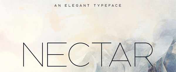 30 Free Thin Fonts for Flat Designs