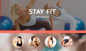 new circular elements in web design