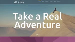 Trip Agency Website Design