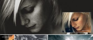 Ambient Photoshop Actions