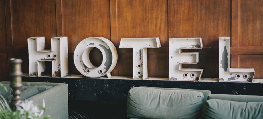 Hotel Website Design featured image