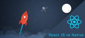react native vs react js