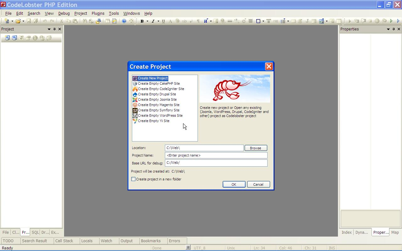 Codelobster PHP Edition 2