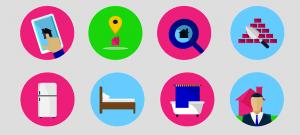 Ecommerce Mobile App categorization image