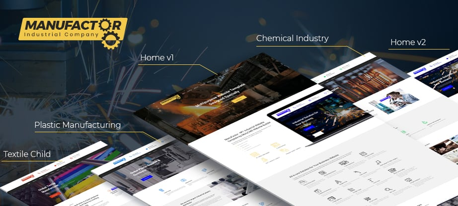 Best industrial websites and website designs 2018 for your for Best industrial design companies