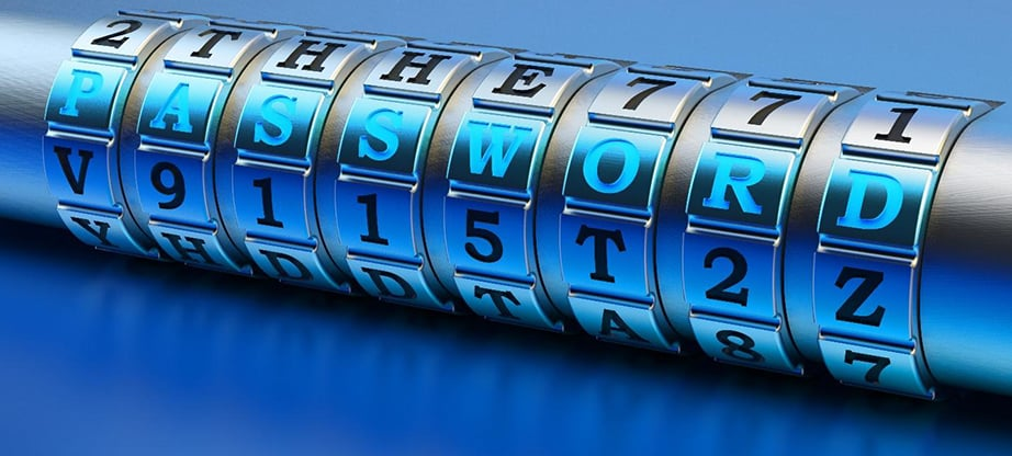 Cyber Security Attacks Password Protection image