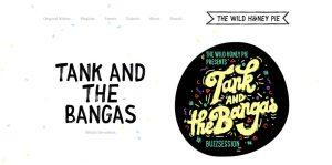 web design trends 2018 - fonts
