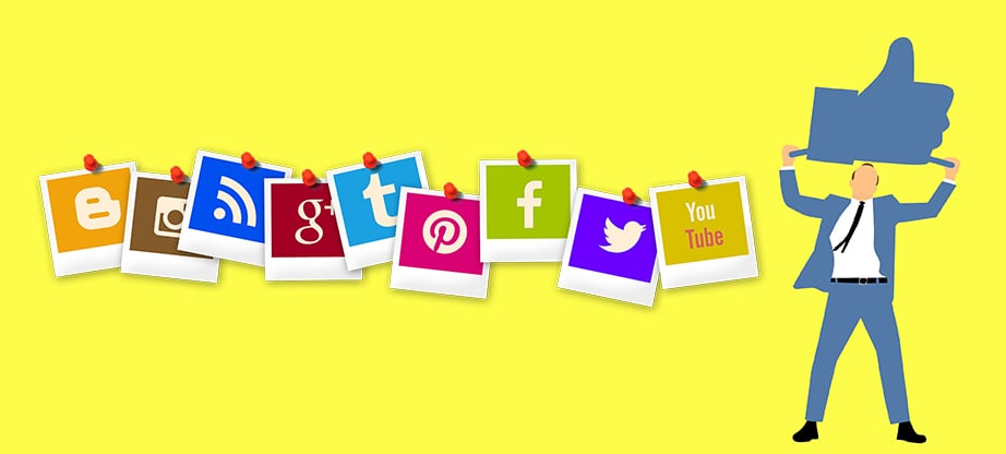 Social Media SEO Optimised Posts image