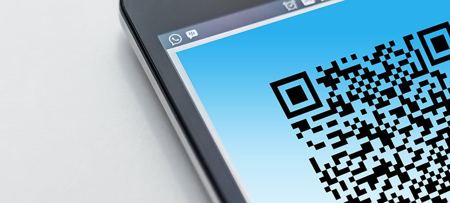 social media optimization qr image