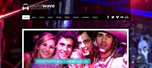 radio website design provoking photos