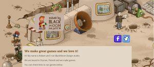 cartoon Website Header Design