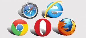 PSD to WordPress conversion browser image
