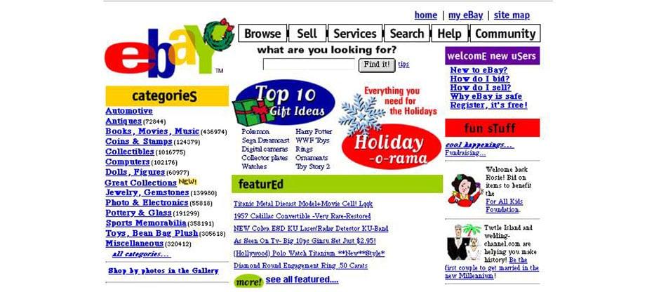 Ecommerce AI ebay image