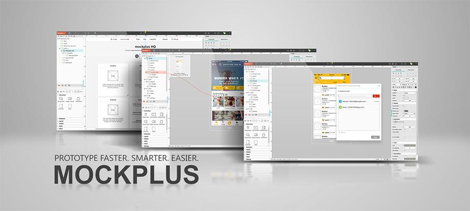 mockplus prototyping tool