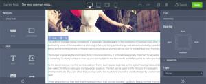 squarespace vs wordpress vs motocms post editing image