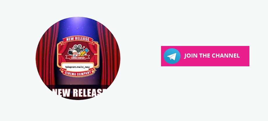 New Release Telegram movie channel