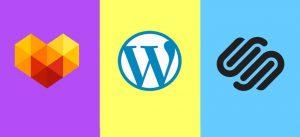 squarespace vs wordpress vs motocms main image