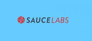 sauce lab browser testing tools