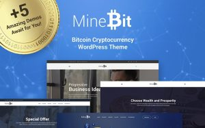 Pay With Bitcoin Theme WordPress