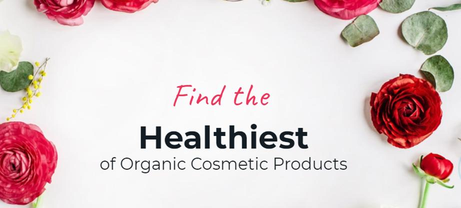 Organica Ecommerce Website Template