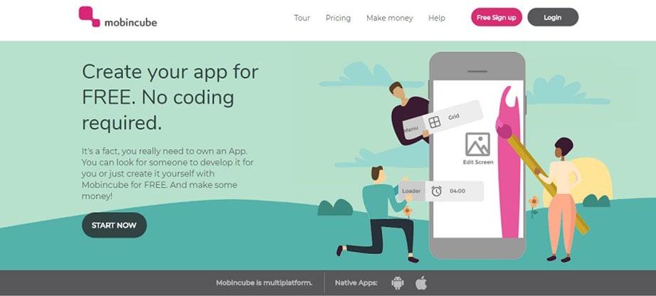 Mobincube App Builder
