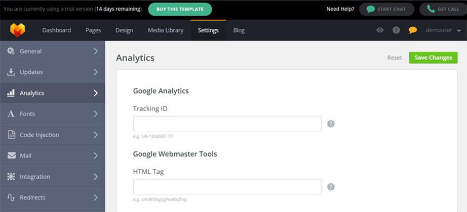 motocms analytics image