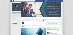 consulting facebook cover page images free