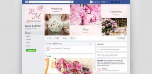 flower free facebook timeline covers download
