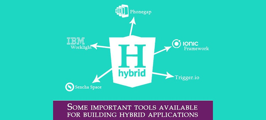 hybrid app development tools image