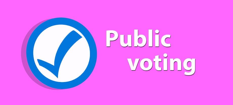public voting image