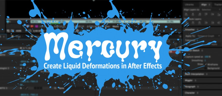 after effects paint splatter plugin merkury image