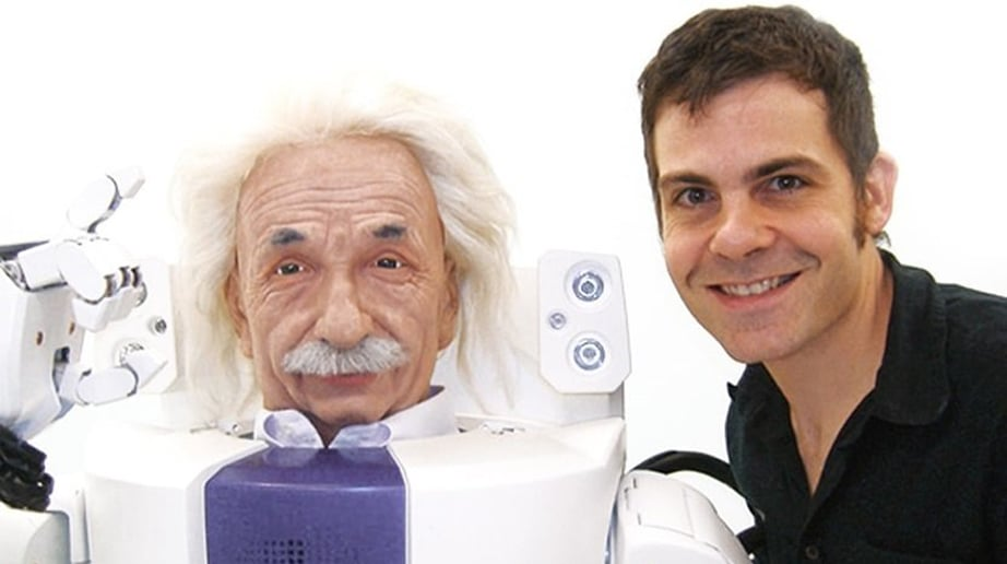 David Hanson artificial intelligence careers