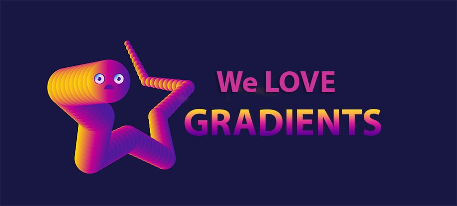 web gradients main image