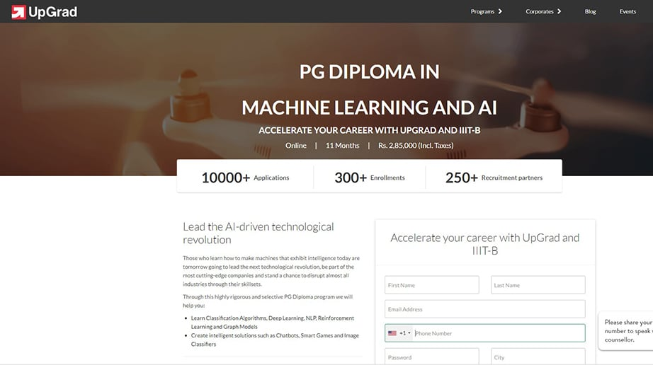 artificial intelligence careers upgrad image