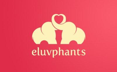 ELUVPHANTS Flat Logo