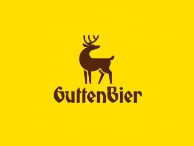 GuttenBier Flat Logo