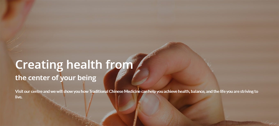 Acupuncture - Medical Center Website Template