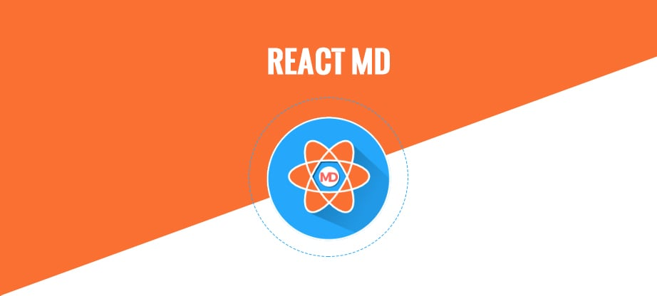 React MD material ui