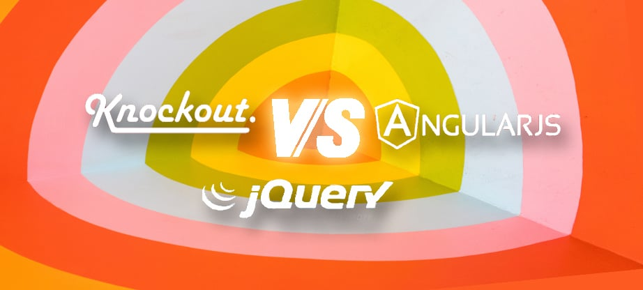 knockout vs angular vs jquery main image