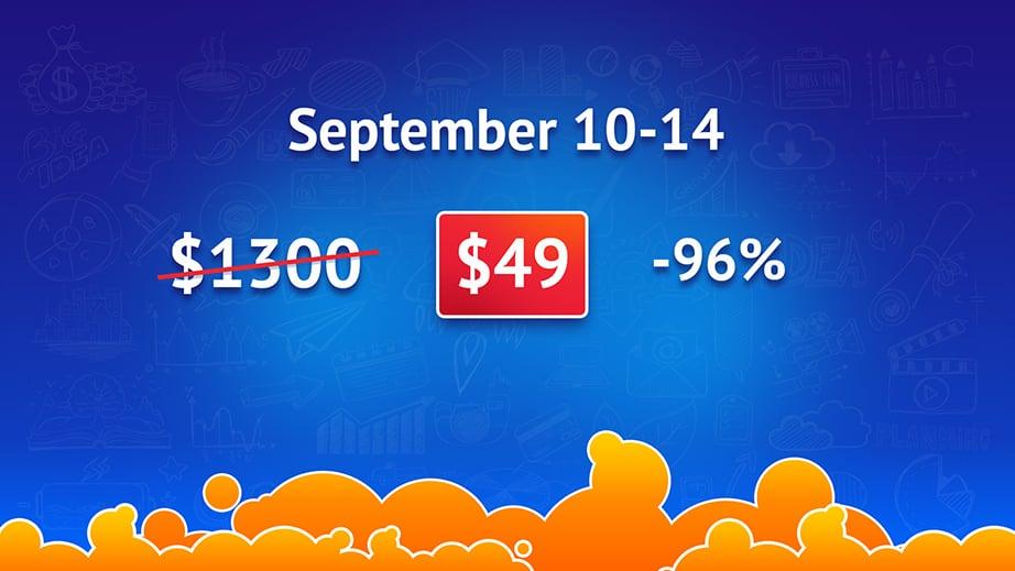 wordpress theme bundle sale time