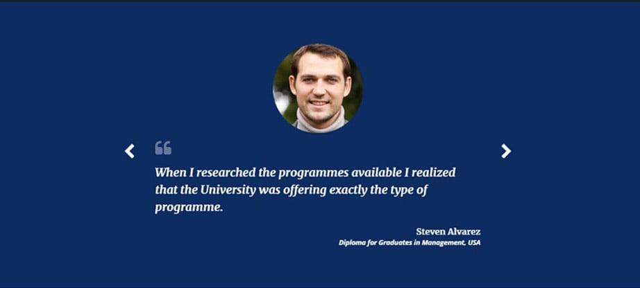 e-learning testimonials