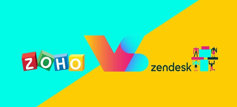 Zoho vs Zendesk main image