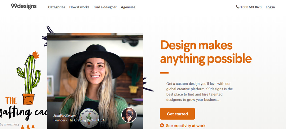 99designs upwork alternatives